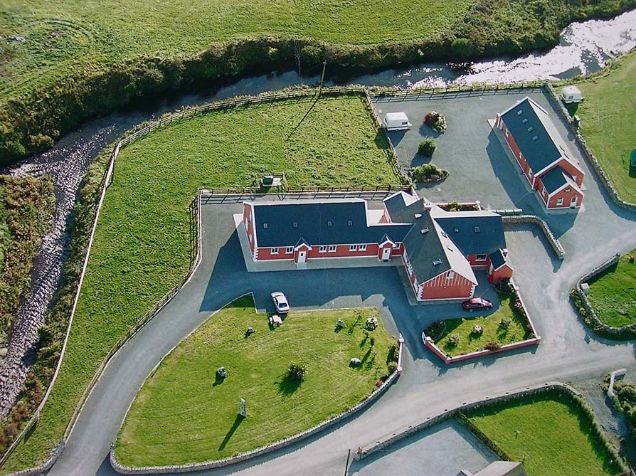 Accommodation in Doolin